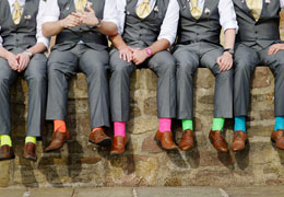 How to pick the right shoes for the wedding for guys