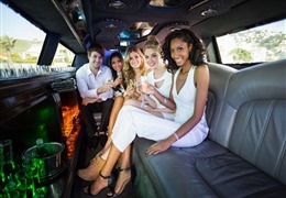 Wedding Limos & Transportation Options