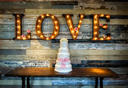 Decoration ideas for your ceremony and reception venues