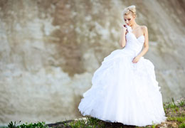 Wedding dress trends of the year