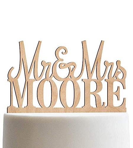 Personalized Wedding Acrylic