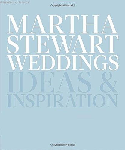 Martha Stewart Weddings Book