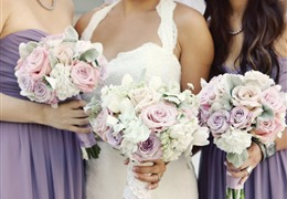 5 Wedding Color Trends of the Year