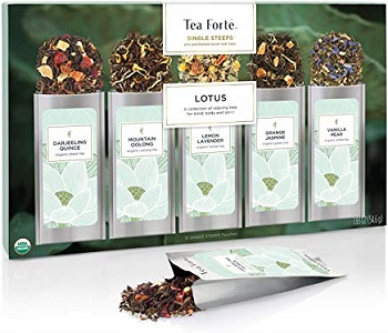 Selection Of Blended Teas