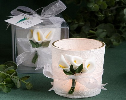 Amazon Calla Lily Votive Candle