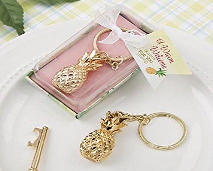 Amazon Pineapple Keychain