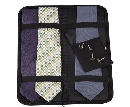 Neck Tie Travel Case