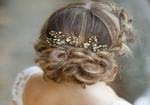 Etsy Pearl Hairpin