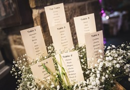 How to Create a Successful Seating Chart for Your Wedding