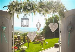 Amazing Ideas for Outdoor Wedding Venues