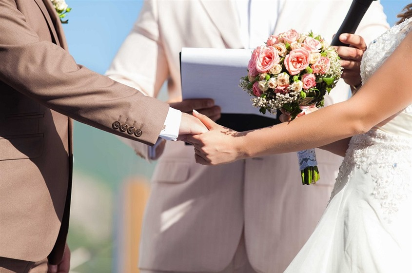 How To Select the Perfect Wedding Officiant