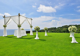 How to choose a wedding ceremony site