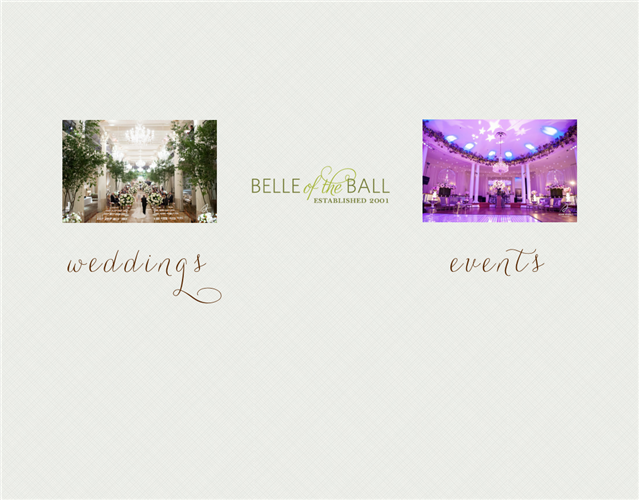 Belle Events wedding vendor photo