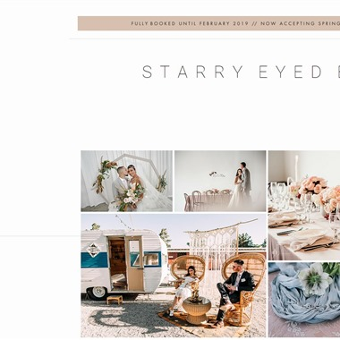 Starry Eyed Events wedding vendor preview