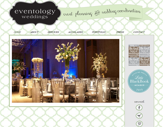 Eventology Weddings wedding vendor photo
