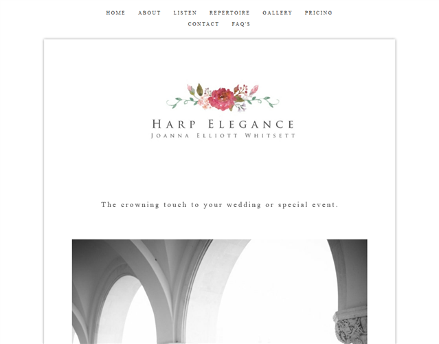 Harp Elegance wedding vendor photo