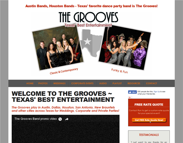 The Grooves wedding vendor photo