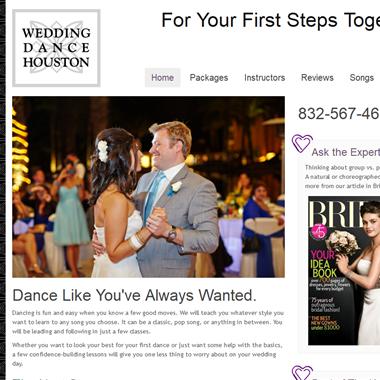 Wedding Dance Houston wedding vendor preview