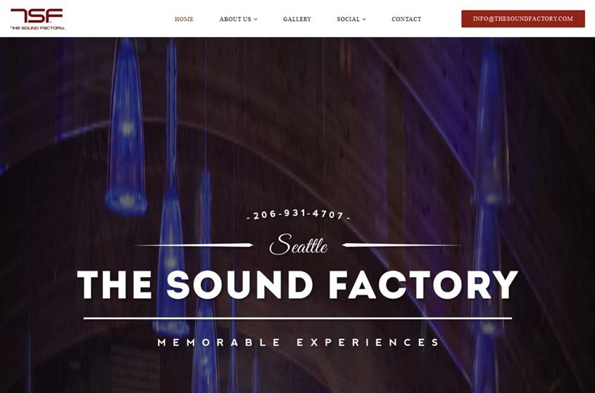 The Sound Factory wedding vendor photo