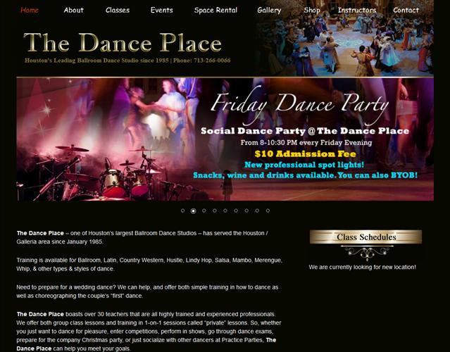 Dance Place wedding vendor photo