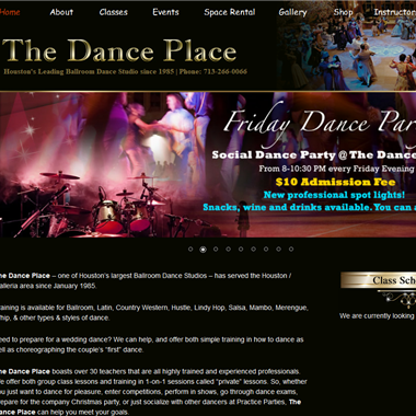 Dance Place wedding vendor preview