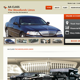 AA Class The Woodlands Limos photo