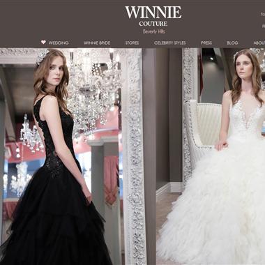 Winnie Couture wedding vendor preview