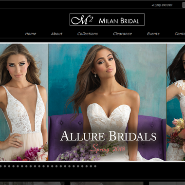 M2 Bridal wedding vendor preview