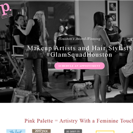Pink Palette Artists photo