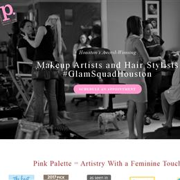 Pink Palette Artists photo