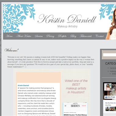 Kristin Daniell wedding vendor preview