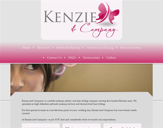 Kenzie and Company wedding vendor photo