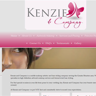 Kenzie and Company wedding vendor preview