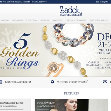 Zadok wedding vendor preview