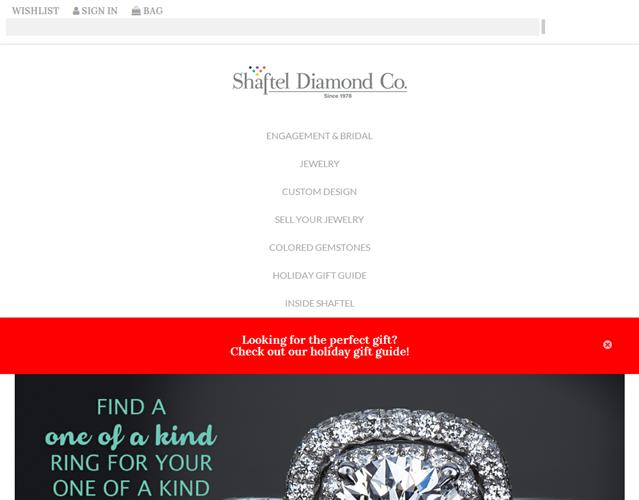 Shaftel Diamond Co. wedding vendor photo