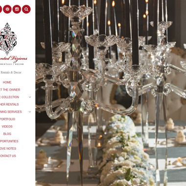 Enchanted Vizions wedding vendor preview