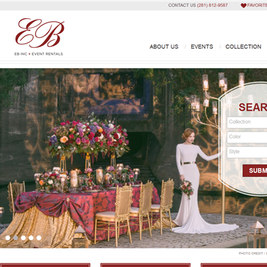 EB Inc Events wedding vendor preview