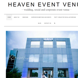 Photo of Heaven Event Venue, a wedding venue in Orlando