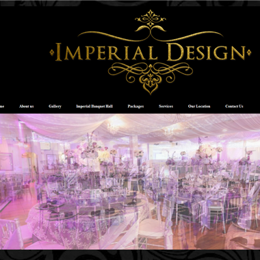 Imperial Design FL wedding vendor preview