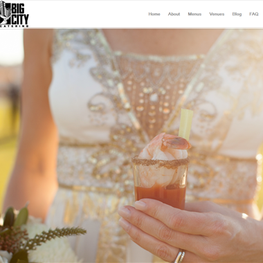 Big City Catering wedding vendor preview