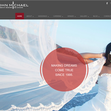 John Michael Events wedding vendor preview