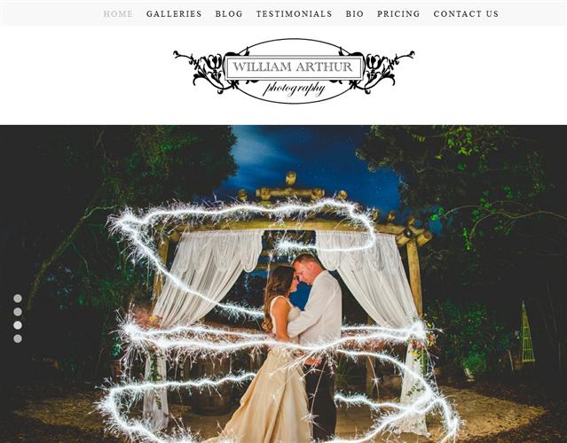 William Arthur Photography wedding vendor photo