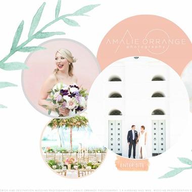 Amalie Orrange Photography wedding vendor preview