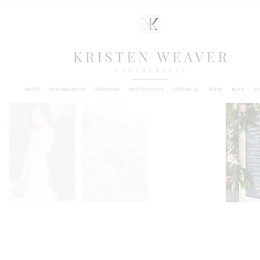 Kristen Weaver wedding vendor preview