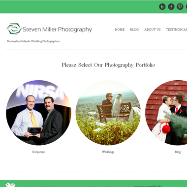 Steven Miller Photography wedding vendor preview