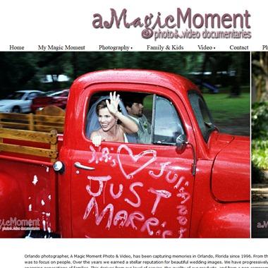 A Magic Moment wedding vendor preview