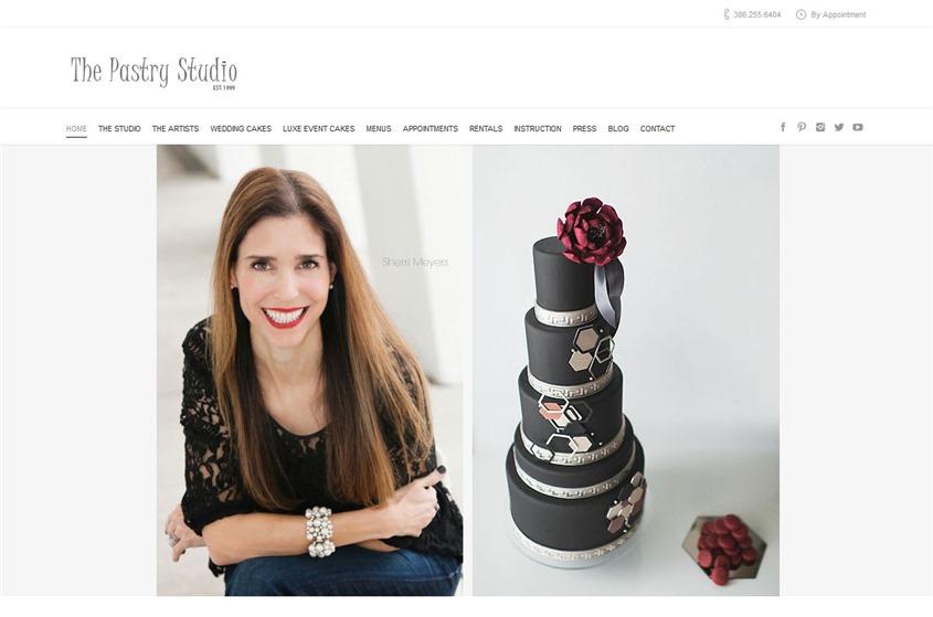 The Pastry Studio wedding vendor photo