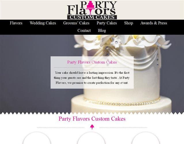 Orlando Custom Cakes wedding vendor photo