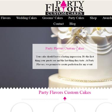 Orlando Custom Cakes wedding vendor preview
