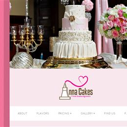 Photo of Anna Cakes, a wedding cake bakery in Orlando
